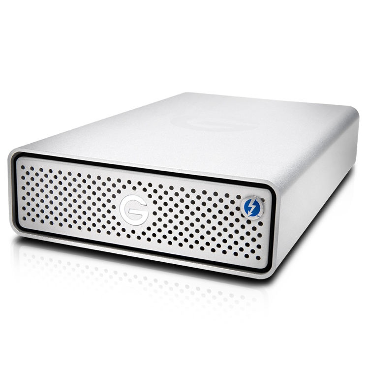 G-Technology G-DRIVE 10TB with Thunderbolt 3 (USB-C) (G05380)